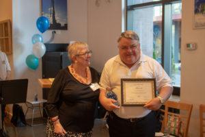 Allan Cole Lesley Parrott Award