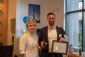 Ryan Holt Noah Thorek Award
