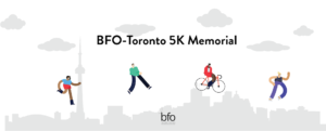 5K Memorial Banner
