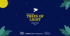 Trees of Light banner